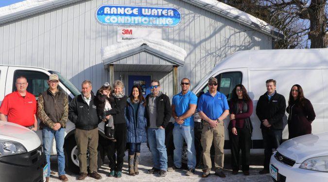 Range Water Staff Photo